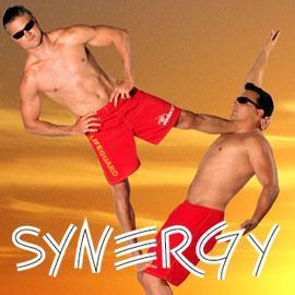 Duo Synergy · Kraftakrobatik