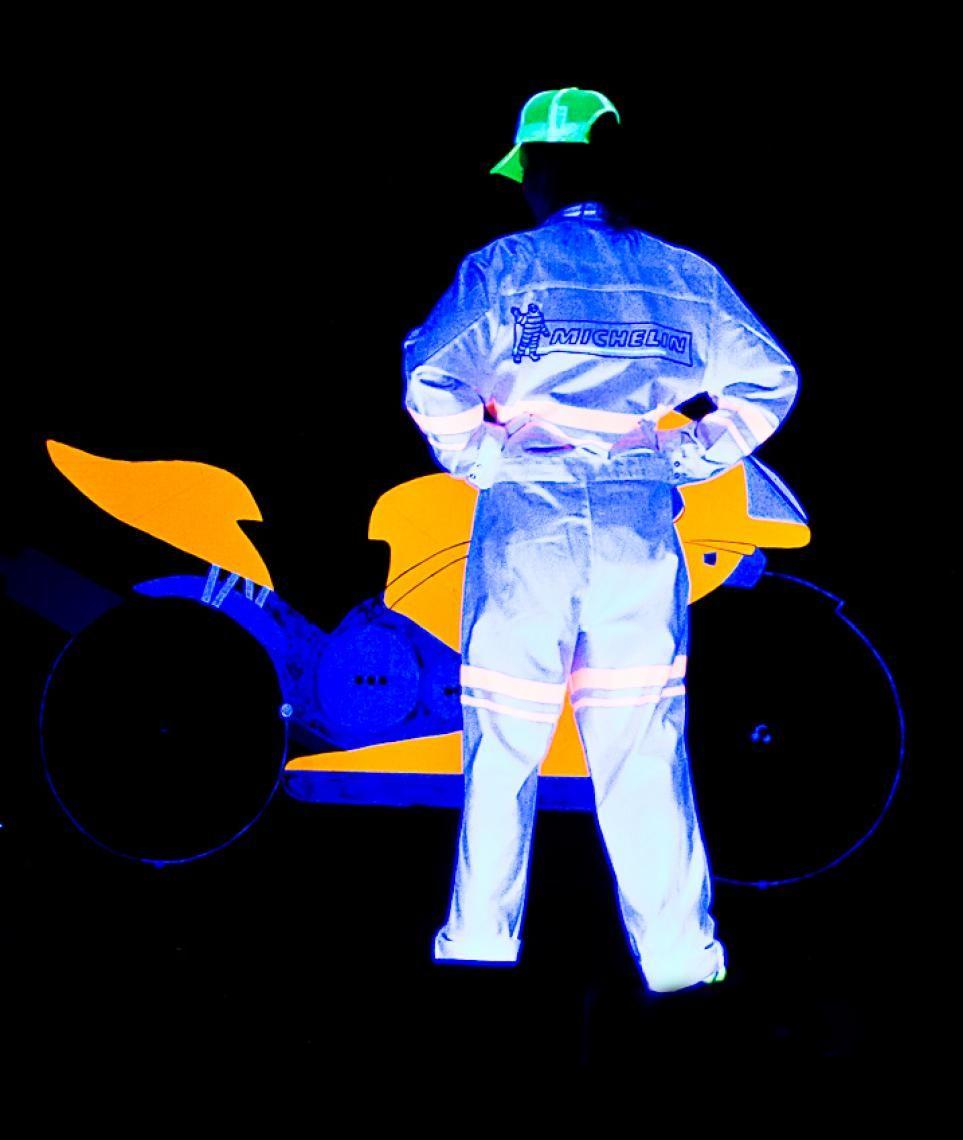 Showinszenierung Kundenorientierte Showanfertigung für Michelin