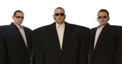 Die Gentlemen Sie sind all das - und doch Gentlemen. Edel, elegant, auffallend durch ihre Größe. bestechend durch ihren Charme... Walkact