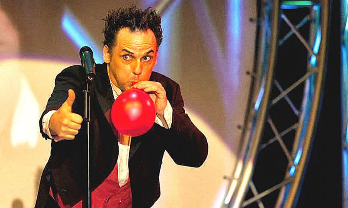 Facettenreiches Unterhaltungsprogramm | Dirk Scheffel