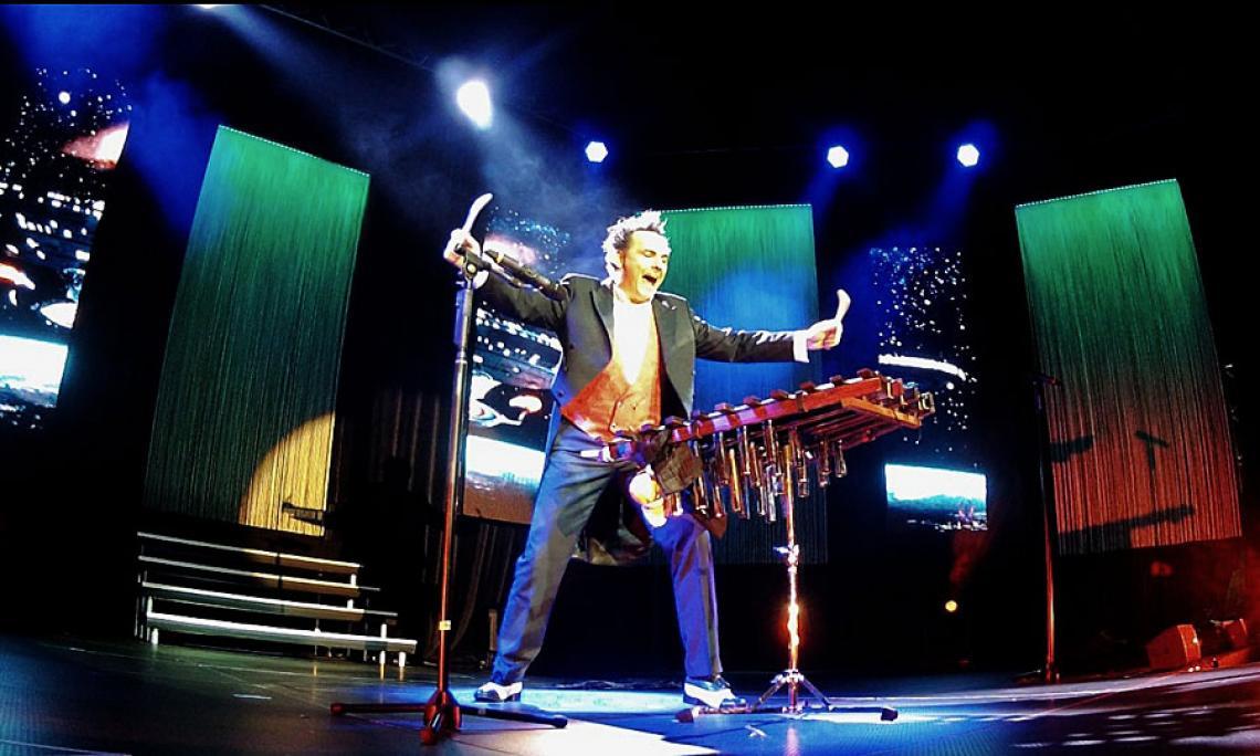 Xylophon Show | Dirk Scheffel