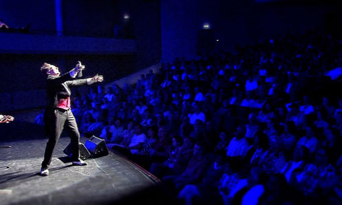 Comedy Action Musik Show mit Dirk Scheffel