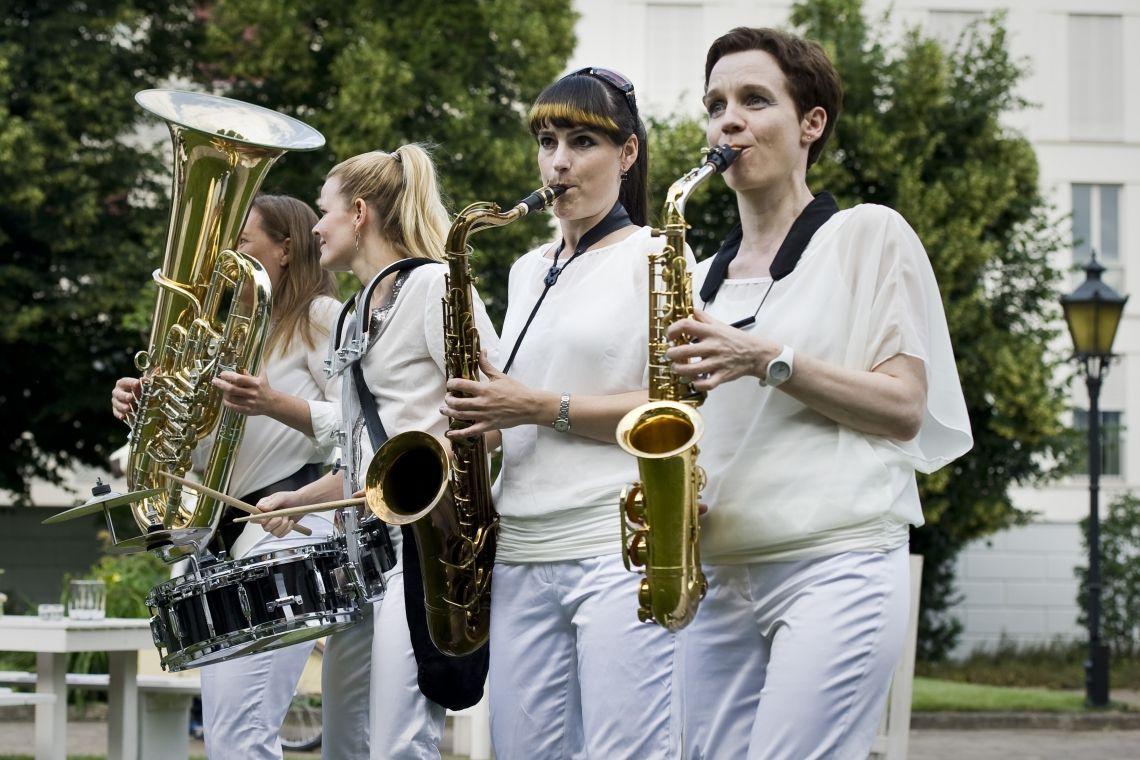 BrassAppeal - perfekte Musik für Sommerfest und Gartenparty