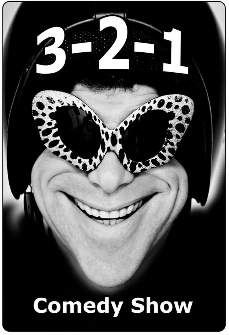 Brian 0´Gott unser Comedy-Gott, mit dem 3-2-1 Comedy Club im Pegasus Einfach eine der besten Unterhaltungsfachkräfte der westlichen Hemisphäre:-)