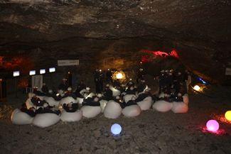 Sinkwerk XXI  Tief im Berg verborgen und so gewaltig schön… Die perfekte Location für Ihre außergewöhnliche Veranstaltung.