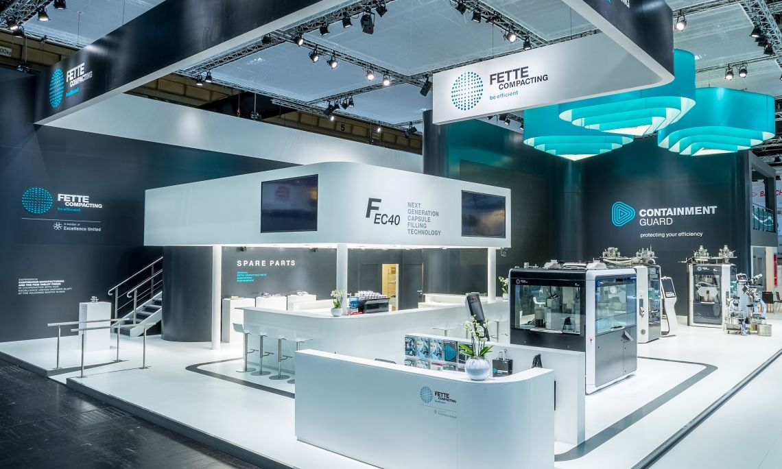 Interpack 2017, Fette Compacting, Quelle: LMT Group
