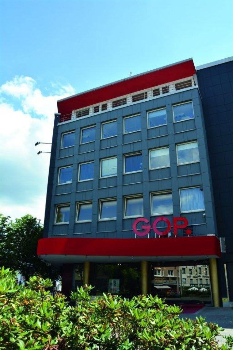 Das GOP Varieté-Theater in der Rottstraße