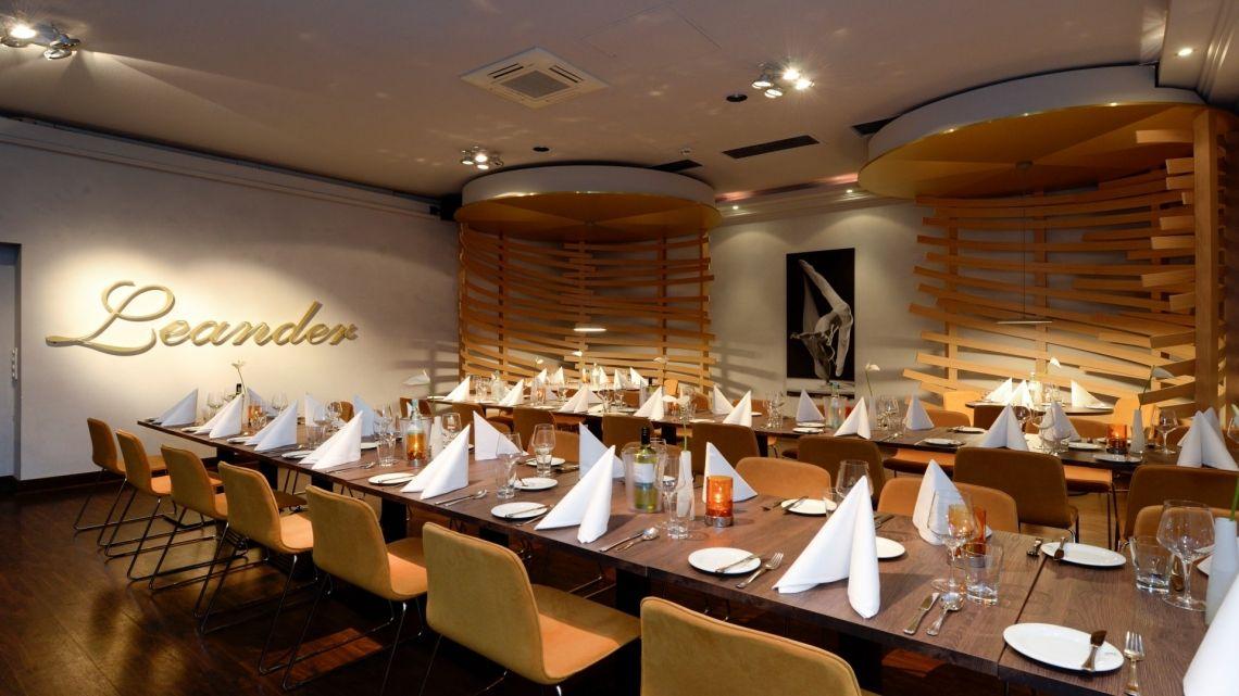 Kleines Restaurant Leander (separater Raum)