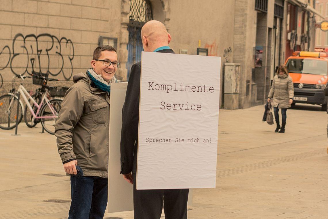 Armin Nagel - Komplimenteservice Web TV - Der Servicepionier