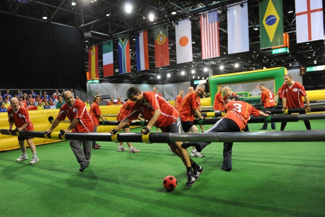 Attraktive Teamprogramme mit mSa mSa aus Köln ist mit zahlreichen Teamprogrammen deutschlandweit unterwegs.