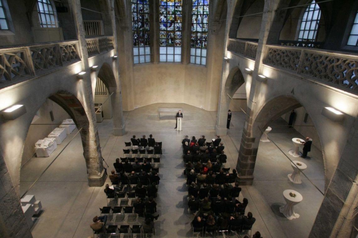 Grundsteinlegung mSa eventmarketing aus Köln ist seit Jahren Spezialist für Baufeierlichkeiten.