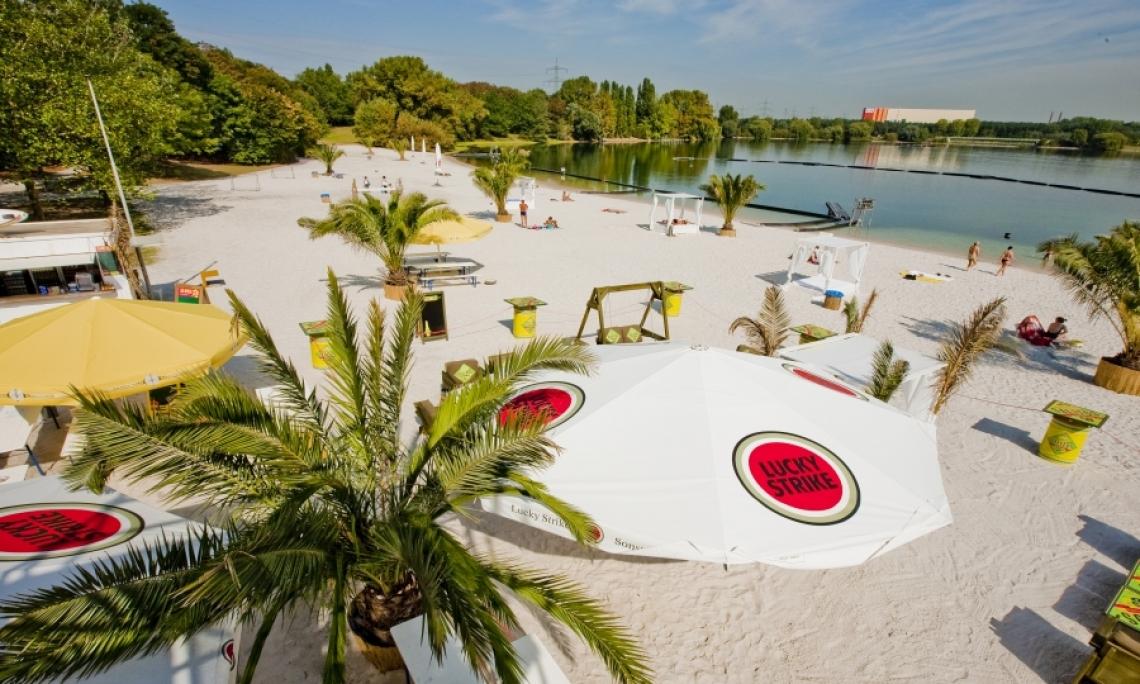 Kölns spektakuläre Beachlocation mSa ist seit 2015 alleiniger Ansprechpartner für alle Events am Blackfoot Beach.