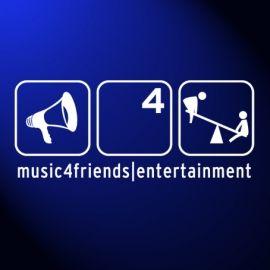 music4friends I entertainment GmbH Livebands & DJs für Events