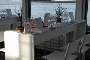 Dinner Setting Hochtische Hochtische als Möglichkeit des Dinner Setting im Theaterbereich der Pure-liner
