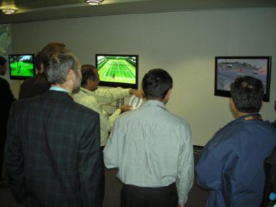 Elektronische Unterhaltung der Luxusklasse Alles, was die High Tech Gamingindustrie auf den Markt bringt, können Sie bei uns mieten.