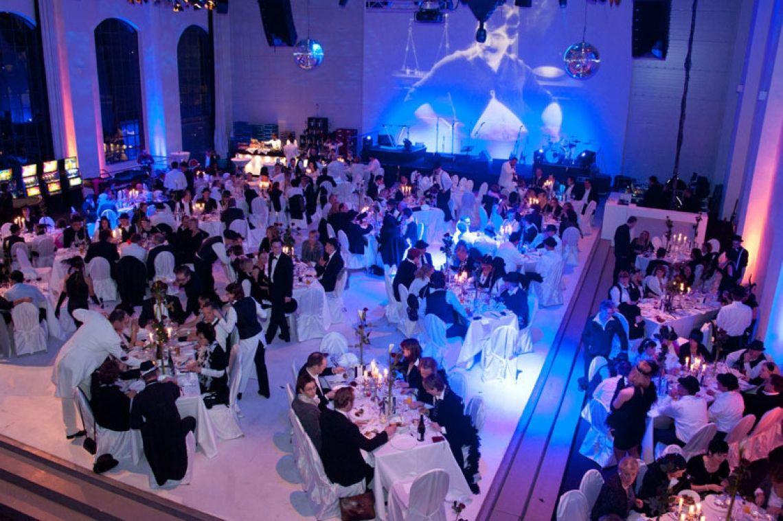 Gala Dinner Eine Gala in besonderem Rahmen bietet diese besondere Location.