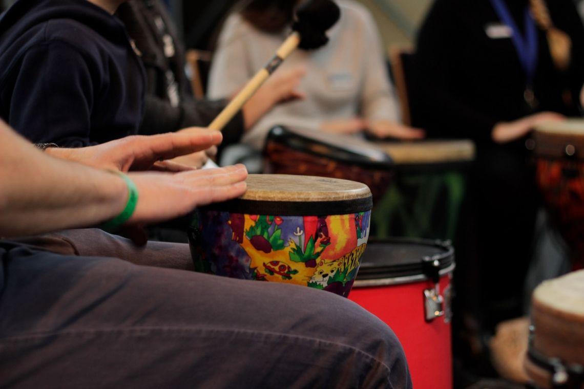 Drum Circle - für jeden ist etwas Passendes dabei #1 (Foto: Matthias Mackenbach)