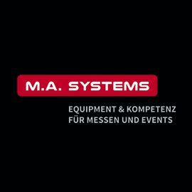 M.A. Systems Equipment & Kompetenz für Messe & Event