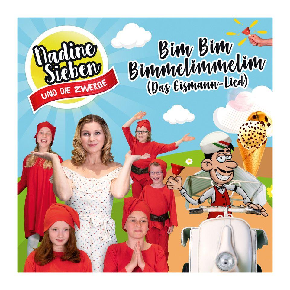 "Bim Bim Bimmelimmelim Cover zur Single ""Bim Bim Bimmelimmelim (Das Eismann-Lied)"""