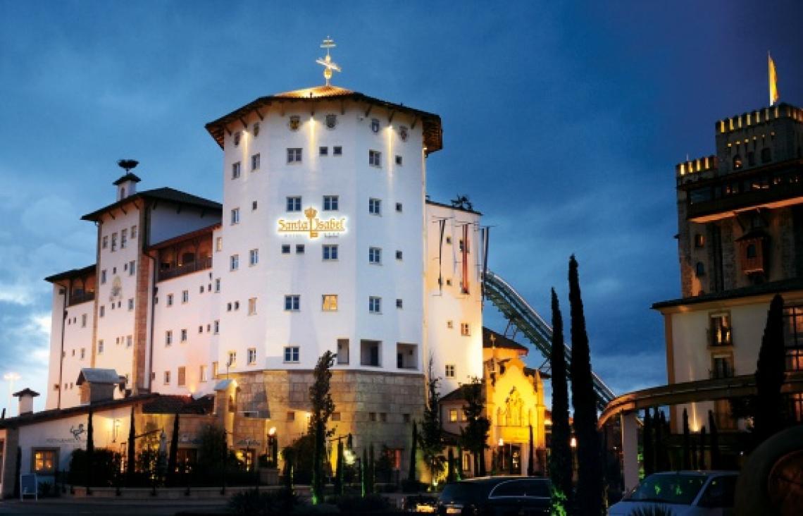 Europa-Park-Hotel Santa Isabel 4-Sterne-Superior-Hotel