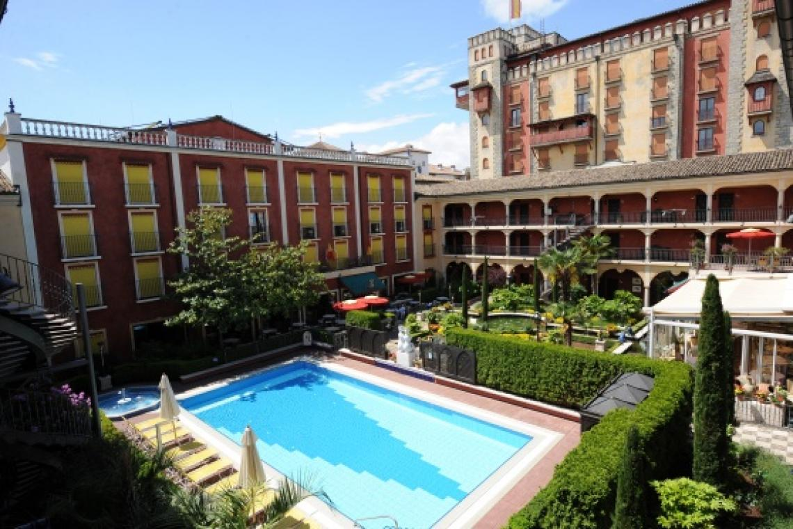 Europa-Park-Hotel El Andaluz 4-Sterne-Hotel
