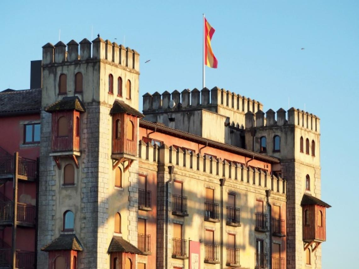 Europa-Park-Hotel Castillo Alcazar  4-Sterne-Hotel