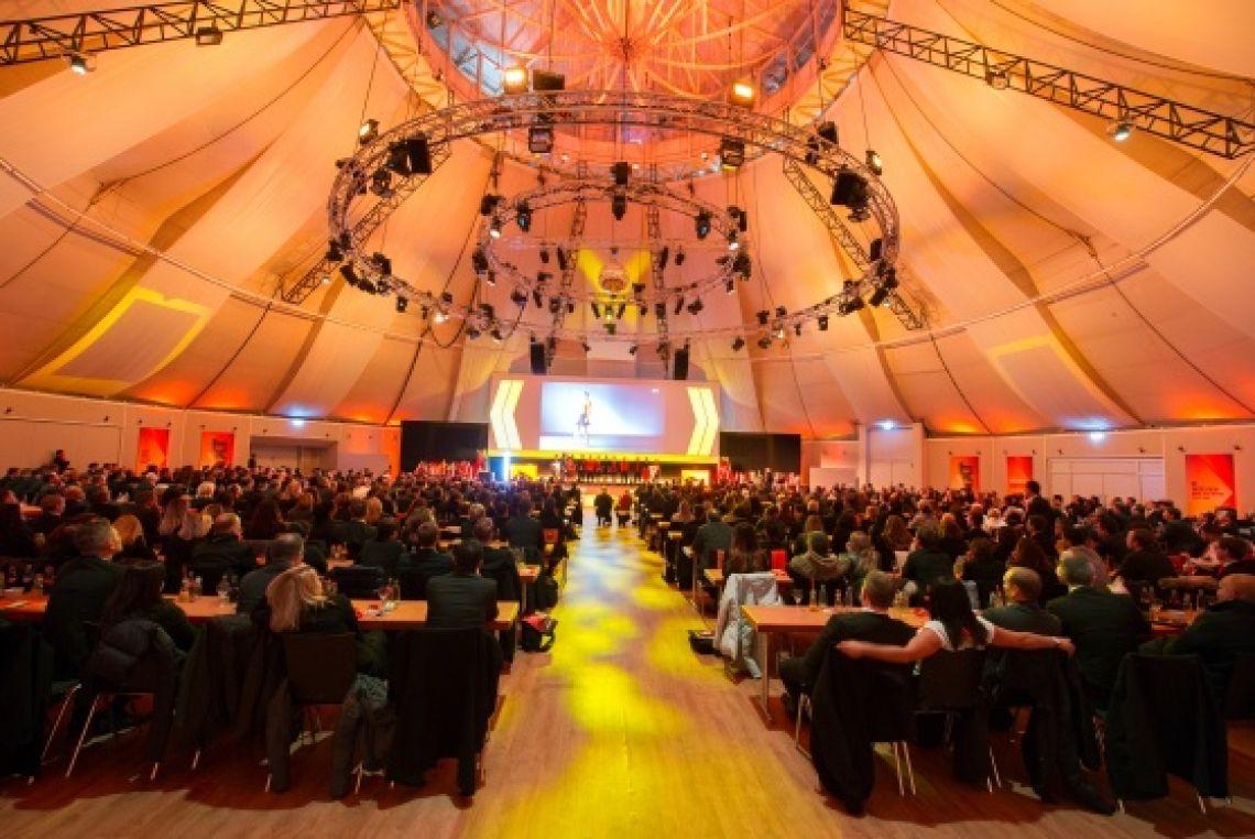 Großartig tagen im Europa-Park Dome