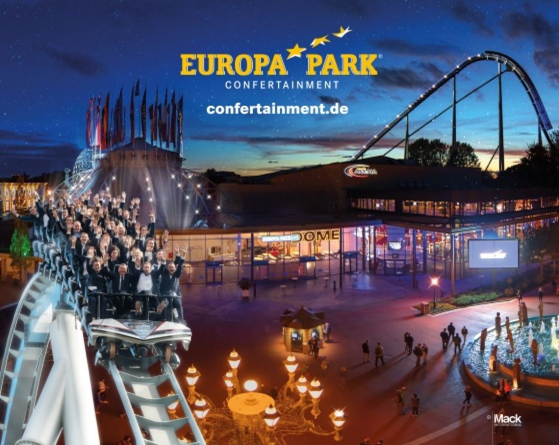 Europa-Park Confertainment-Center