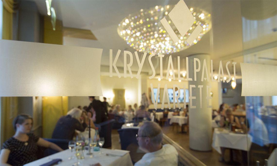 Krystallpalast Varieté Leipzig // Restaurant // Foto Tom Schulze Krystallpalast Varieté Leipzig // Restaurant // Foto Tom Schulze