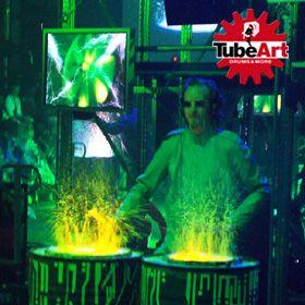 Drumming ColourDrumming einmal anders!.