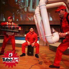 Tubes on Stage Ein optisches und akustisches Highlight jeder Veranstaltung.