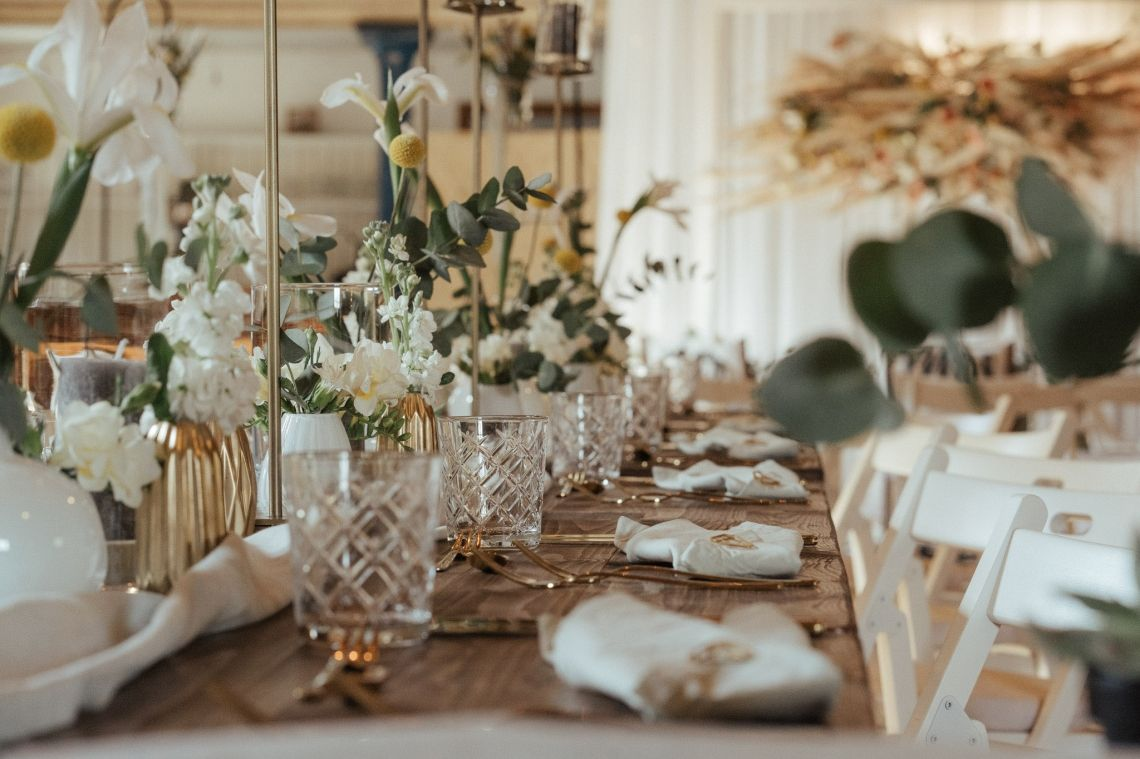 Nordic Styled Wedding
