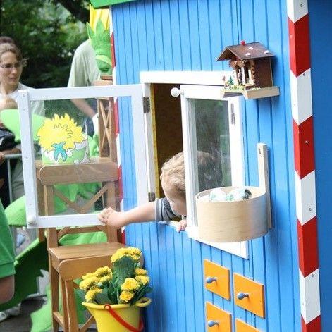 Löwenzähnchens Kinderbauwagen Exklusive Lizenzcharaktere und Aktionsstationen für Ihren Veranstaltungserfolg