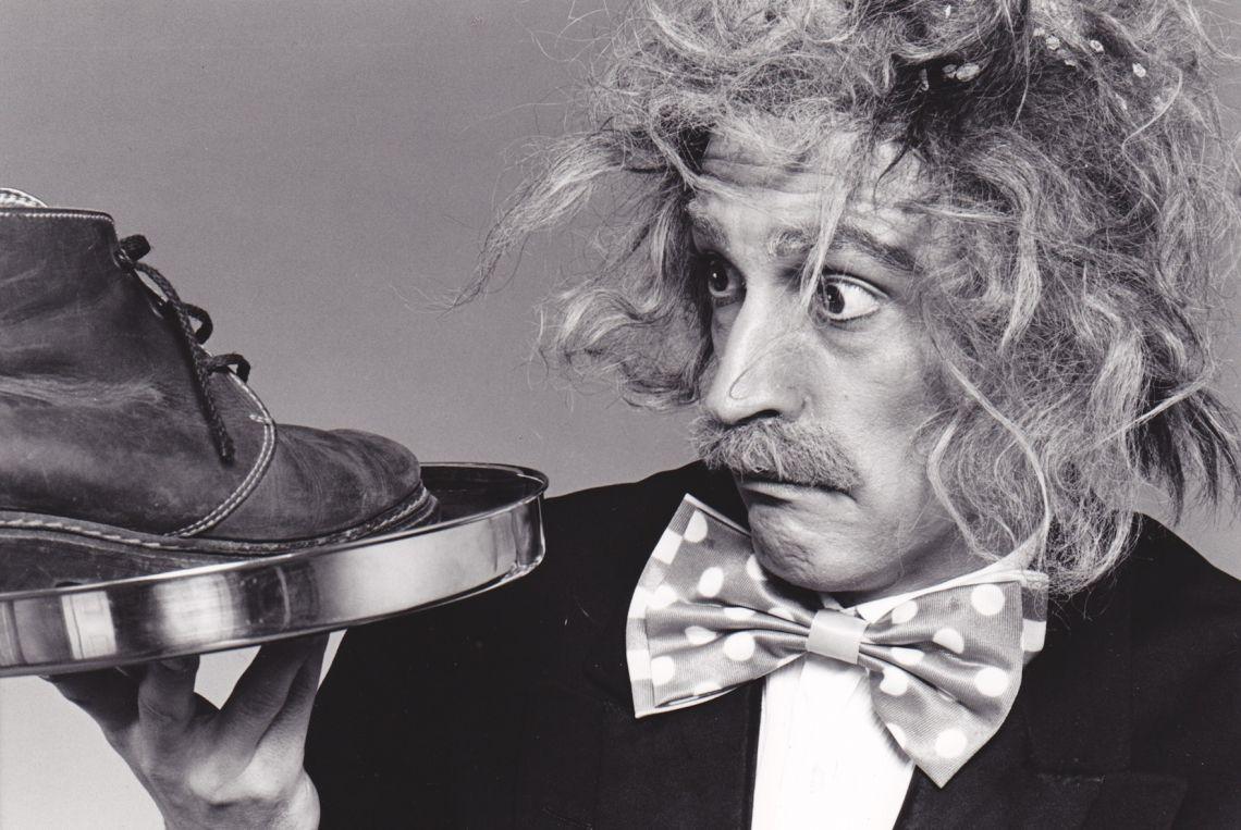 Der Comedy-Kellner Herr Niedergesäß