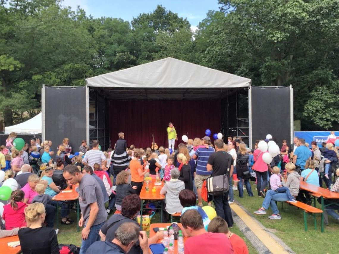 Zoofest - Rostock LS Bühne
