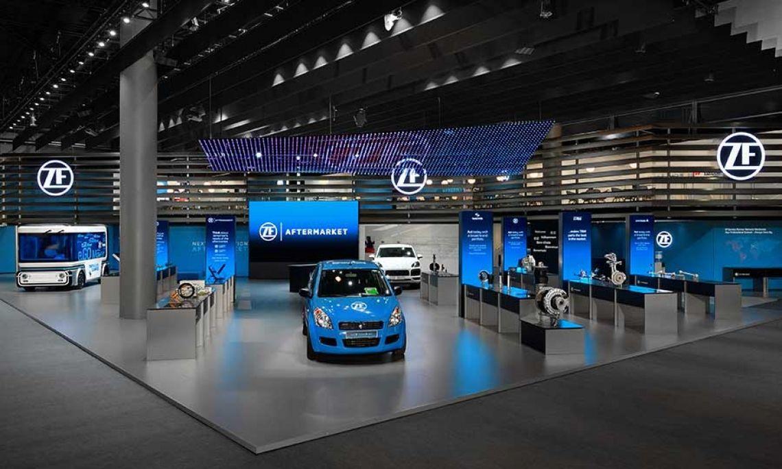 ZF, Automechanika 2018