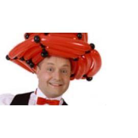 Zauberer - Ballonkünstler - Spaßkellner Los, hier klicken - jaaa hier drauf....
