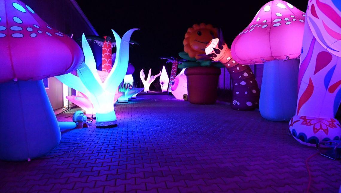 LED Eventdekoration