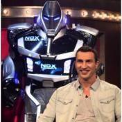 NOX Robots: Digitalisierung zum Anfassen Der größte Eventroboter der Welt