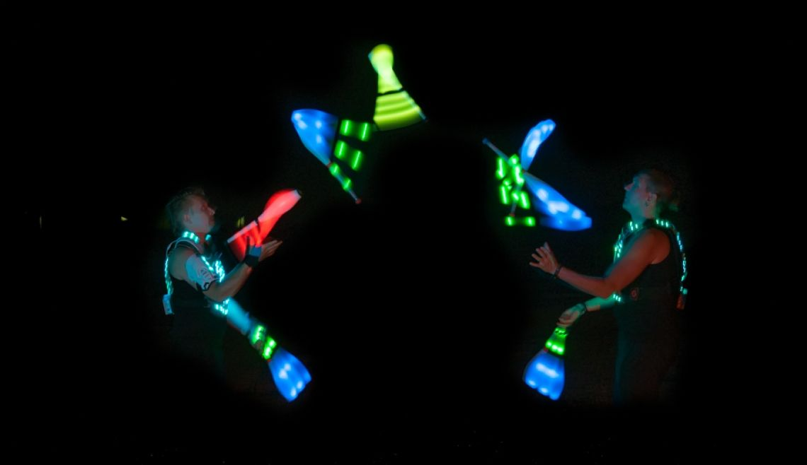 Lumix Juggling Partner Jonglage