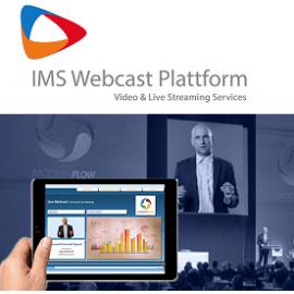 IMS Event & Video Streaming Plattform