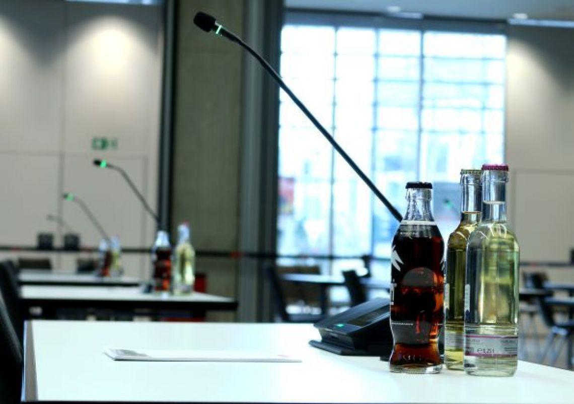 Tagungen Die Stadthalle Troisdorf bietet flexible Tagungsmöglichkeiten an.
