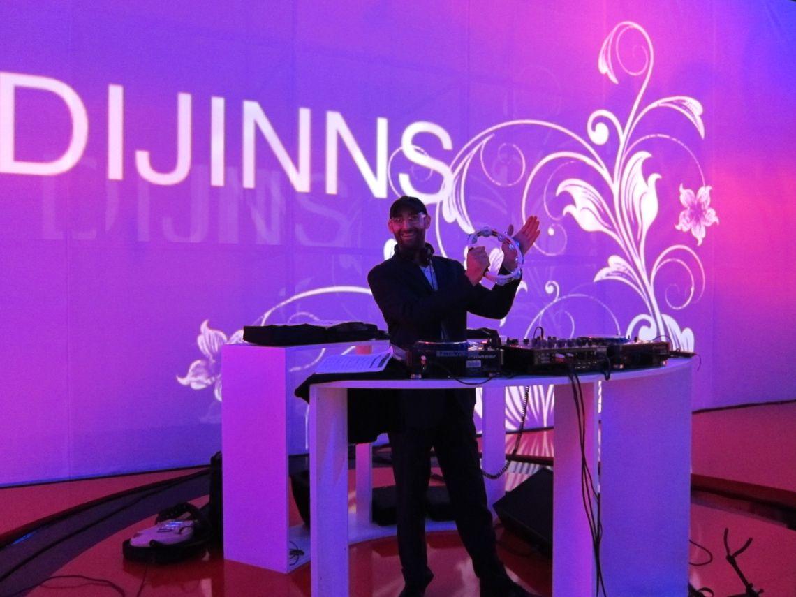 Event-DVJ, DJ-VJ-Kombi, DJ & VJ in einer Person