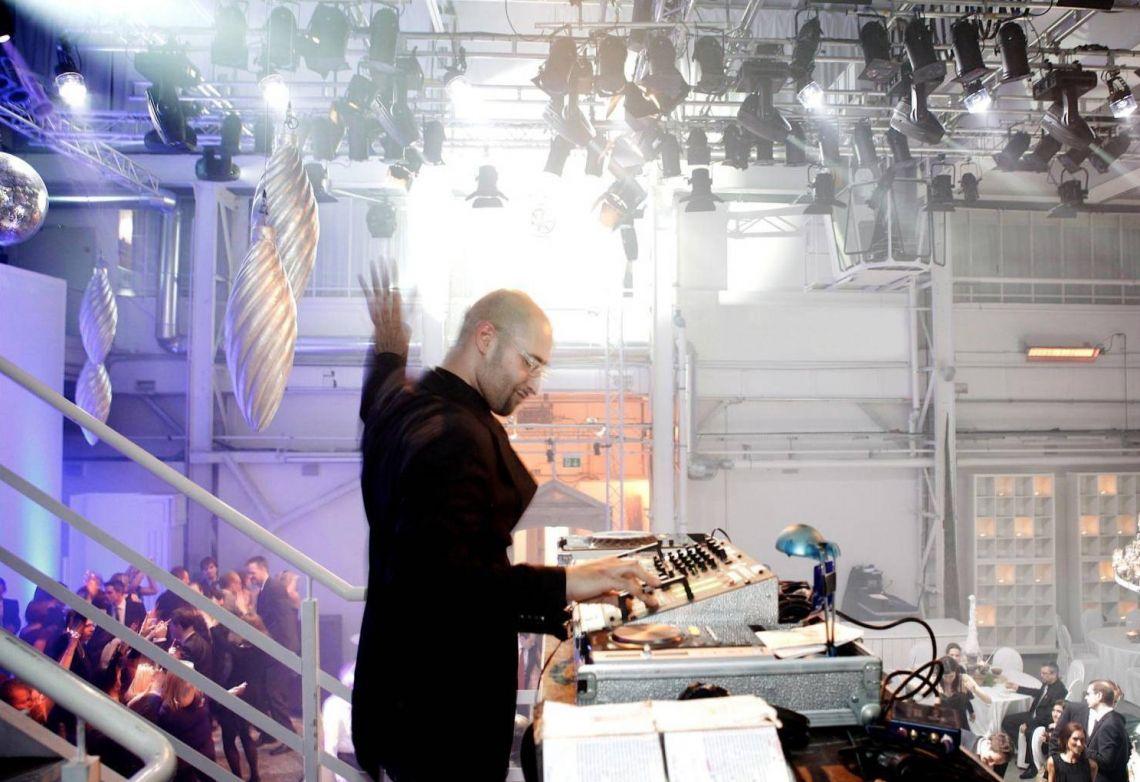 Top Event-DJ, der WDR2 Resident DJ, DJ Vince