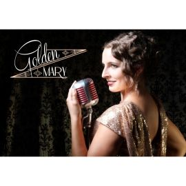 Golden Mary - finest Swing, Pop, Rock & Rock 'n' Rol