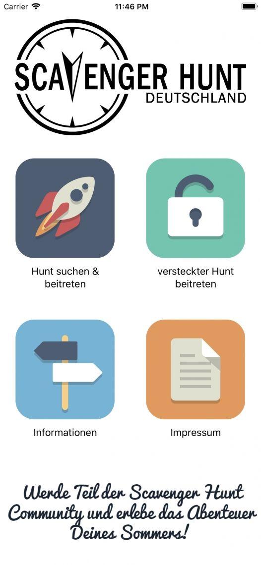 Unsere App kostenlos für iOS- und Android-Geräte. Anpassbar an Ihre CI.