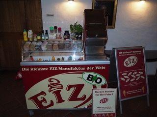Unsere EiZ-Bar Indoor im Schloß Reinbek!
