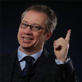 Dr. Jens Wegmann Business Comedian & Kabarettist