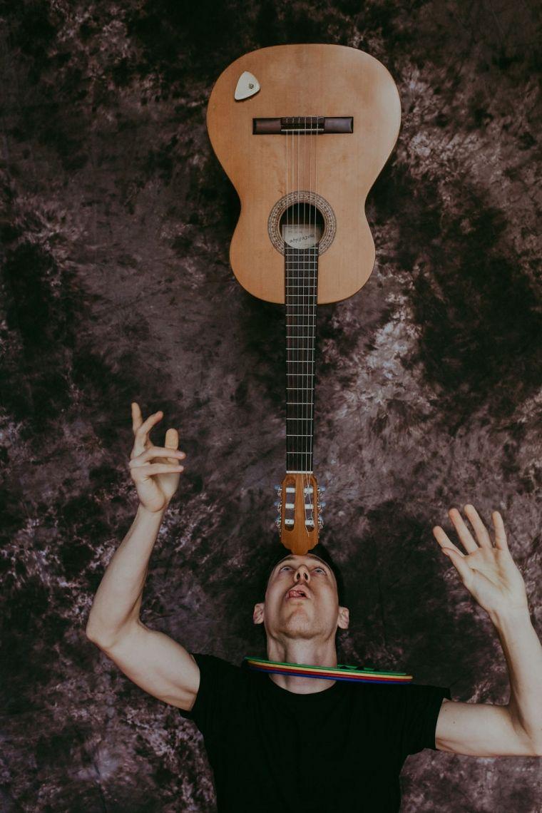 Gitarrenbalance