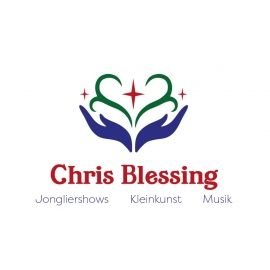 Chris Blessing Jonglierender Showkünstler